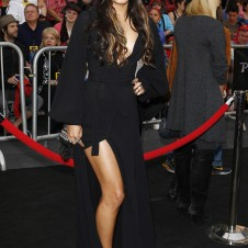 World premiere of 'Pirates of the Caribbean: On Stranger Tides'