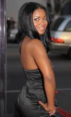 US actress Serena Reeder