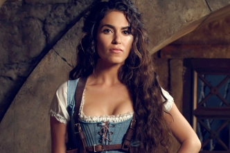 SLEEPY HOLLOW:Nikki Reed as Betsy Ross. SLEEPY HOLLOW Season Three premieres Monday, Oct.1 (9:00-10:00 PM ET/PT) on FOX. ©2014 Fox Broadcasting Co. CR: Michael Lavine/FOX